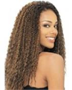 Model Model Equal Brazilian Curl Weave. 50cm In Colour 1B