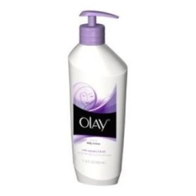 Procter & Gamble Olay Quench Daily Body Lotion, Deep Skin Moisturiser, 350ml