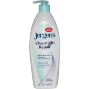 Jergens Overnight Repair Nightly Restoring Moisturiser 496 ml