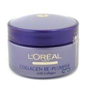Dermo-Expertise Wrinkle De-Crease Collagen Re-Plumper Night Cream 50ml/1.7oz