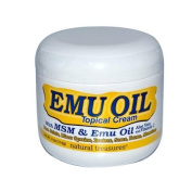 Natural Treasures (B.N.G) Emu Oil Cream With Msm 120ml