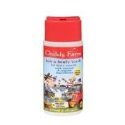 Childs Farm Hair & Body Wash For Rascals 250Ml