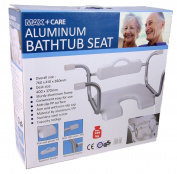 Maxi Care Aluminium Bath Seat Set