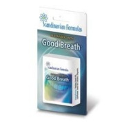 Scandinavian Formulas Good Breath 60 Sgel