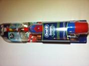 Braun Oral-B Advance Power Kids Toothbrush Disney Cars