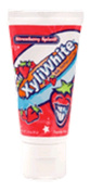 XyliWhite Kids Toothpaste Gel, Fluoride-Free, Strawberry Splash, 90ml