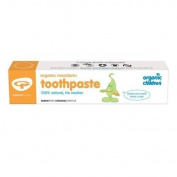 The Green People Company 50 ml Organic Fruity Kids Mandarin Toothpaste - 2-Pack