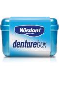 Wisdom Denture Box Storage Container - assorted colours