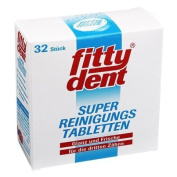 SECURE Denture Cleaner 32's