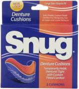 Snug Denture Cushions, 2-Count Cushions