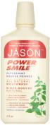 Jasons Natural 500ml Peppermint and Perilla Powersmile Mouthwash