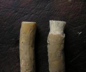 1 x Thin Natural Toothbrush Stick, Miswak, Siwak, Arak, Peelu, Chewing Stick, Salvadora Persica