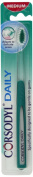 Corsodyl Daily Medium Toothbrush Pack of 3