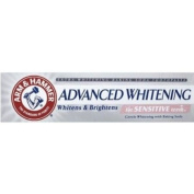 Arm and Hammer 125g Advance White for Sensitive Teeth