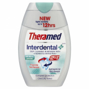 Theramed 2-in-1 Interdental Toothpaste 75ml