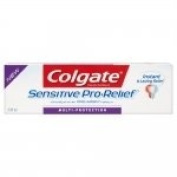 Colgate 75ml Sensitive Pro-Relief Multi-Protection Fluoride Toothpaste