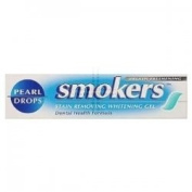 TRIPLE PACK of Pearl Drops Smokers Toothpaste