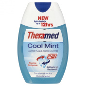 Theramed 2-in-1 Cool Mint Toothpaste 75ml