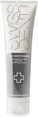 Swissdent Dental Cosmetics Nanowhitening Gentle Toothpaste 50ml