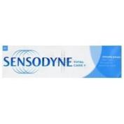 THREE PACKS of Sensodyne Total Care Extra Fresh Toothpaste x 75ml