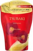 Shiseido New Tsubaki Shining Conditioner - 400Ml Refill