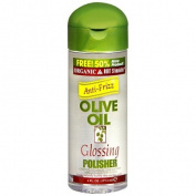 Organic Root Olive Oil Anti-Frizz Glossing Polisher