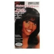 Profectiv Anti-Damage No-Lye Relaxer Plus Colour Jet Black #43