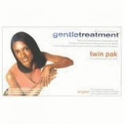 Gentle Treatment No-Lye Relaxer Kit - Twin Pack Kit - 2 App.-Super