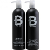 Bed Head for Men by TIGI Bed Head Hair Care Clean Up Tween Set (Salon Size)