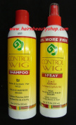 WIG SPRAY AND WIG SHAMPOO FOR HUMAN & SYNTHETIC HAIR WIGS ****DEAL****