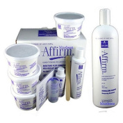 Avlon Affirm Conditioning Relaxer 4 Single Applications + Normalising Shampoo 950ml Combo Set Sale!