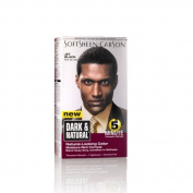 Dark & Lovely Hair dye colour Dark Natural just for men Jet Black