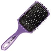 My Colour Large Cushion Paddle Brush -Purple