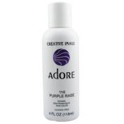 ADORE Semi Permanent Hair Colour #116 Purple Rage 120ml