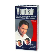 YOUTHAIR Creme for Men with Hair Conditioner & Groomer Restore Natural Colour Gradually 8oz/236ml