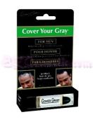 COVER YOUR GREY INSTANT TOUCH UP FOR MEN ~JET BLACK