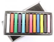 Hair Colouring Chalk 12 colour Set