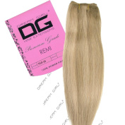 Dream Girl 41cm Colour 10/16 Remi Weft Hair Extensions