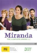 Miranda Season 1-3 Boxset  [3 Discs] [Region 4]