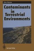 Contaminants in Terrestrial Environments