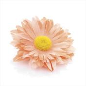 Light Pink Daisy Beak Clip/Hair Slide AJ25718