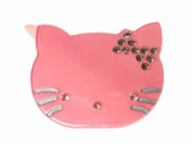 Glitz4Girlz Hot Pink Kitten Hair Clip