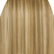 50cm Clip in Hair Extensions HIGHLIGHTS Blonde Mix #18/613 Straight 8pcs 50g
