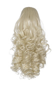 Love Hair Extensions Curly Drawstring Synthetic Hair Ponytail
