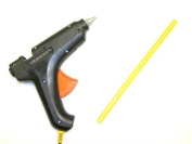 Hair Extension Tool Large Glue Gun + 1 Amber Kertain Glue
