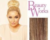 Beauty Works - Ballerina Bun - Colour 4/27 - Dark Chestnut Brown/Strawberry Blonde