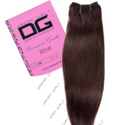 Dream Girl 36cm Colour 99J Remi Weft Hair Extensions