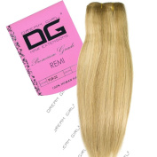 Dream Girl 46cm Colour 18/22 Remi Weft Hair Extensions