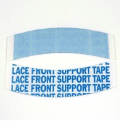 Lace Front Support Tape - Shape C - Pack of 36