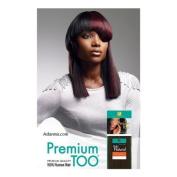 SENSATIONNEL PREMIUM TOO 100% HUMAN HAIR YAKI NATURAL WVG 20cm Colour-1